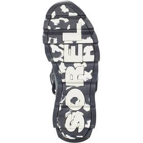 Sorel Kinetic Boots Damen black/white